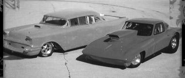 IHRA ProMod Corvette