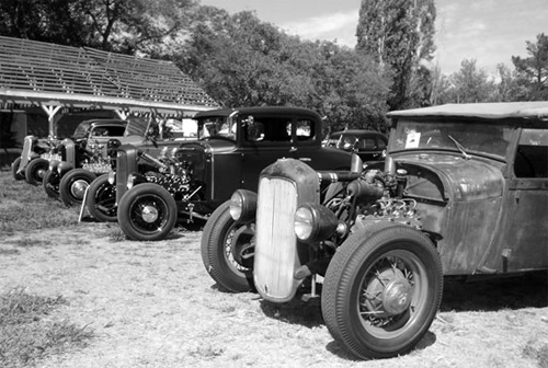 Traditional Hot Rods Rule