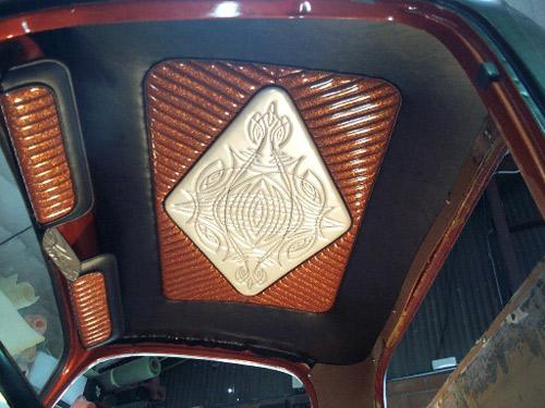 hot rod interiors