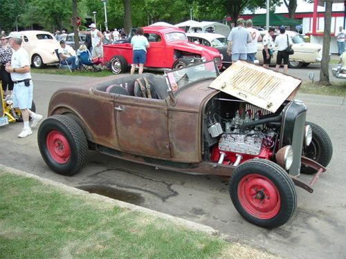 1932 Ford Patina