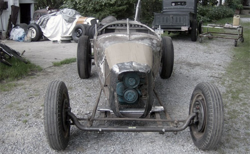 Modified Roadster