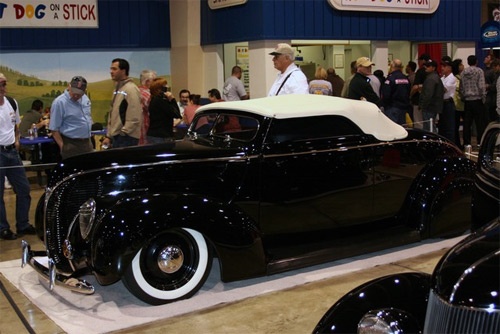 1938 Ford Cab