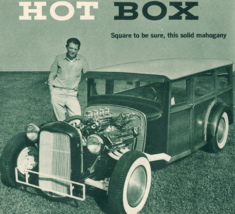 1932 ford hemi