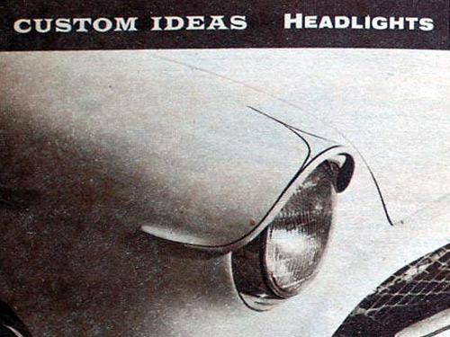 Custom Ideas: Headlights