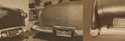 License Plate Gimmicks