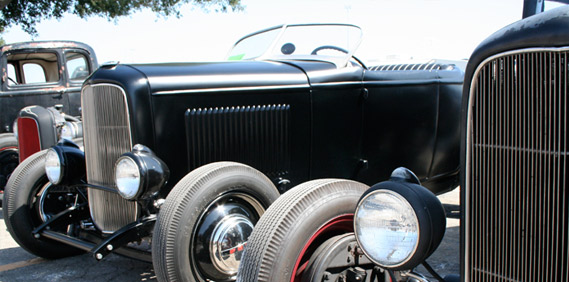 My First L.A. Roadsters Show