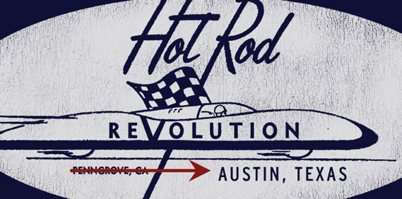The Hot Rod Revolution…