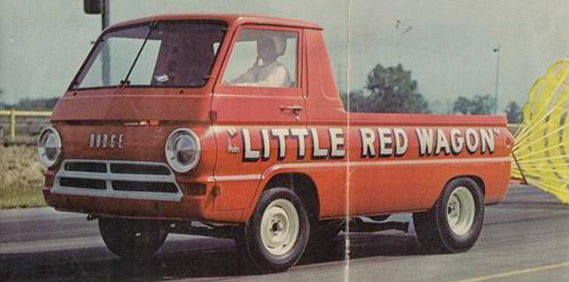 The Little Red Wagon