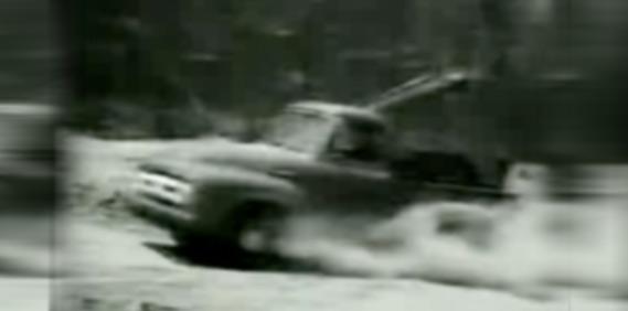Ford Economy Trucks For '53