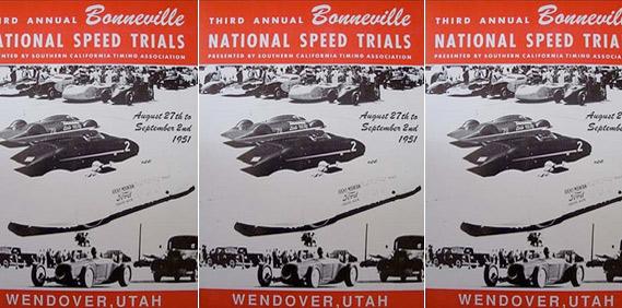Bonneville, 1951… A Motion Picture