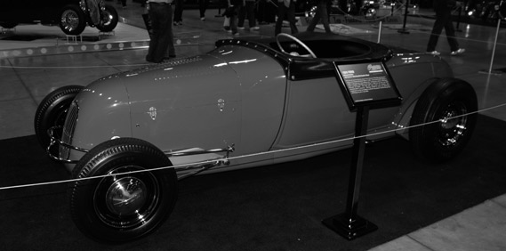 The 2009 GNRS Jalopy Journal: Roadster Pick… VOTE NOW!