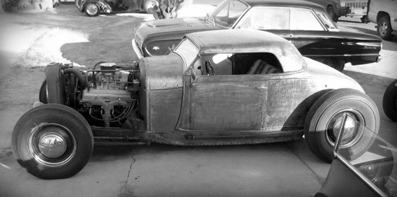 The Unibody Roadster Dissected