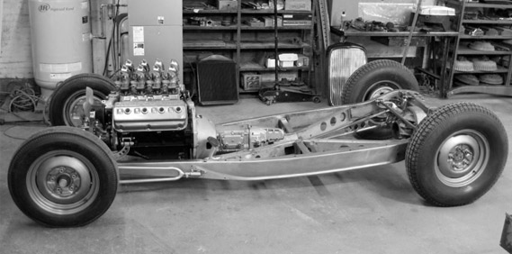 '32 Chassis The Bass Way