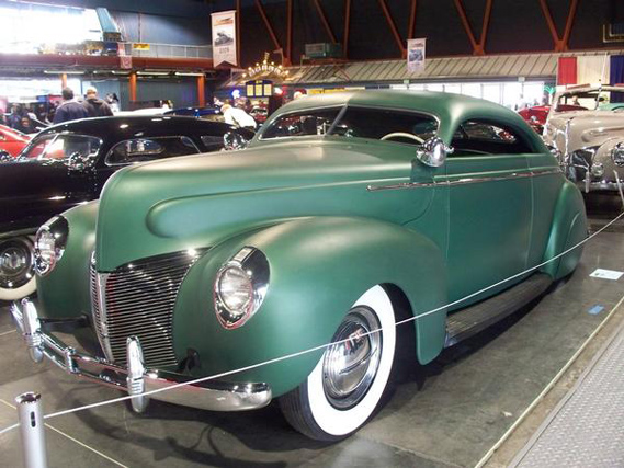 Kevan's Merc is hard to beat... Well built, clean, but still houses tons of personality.