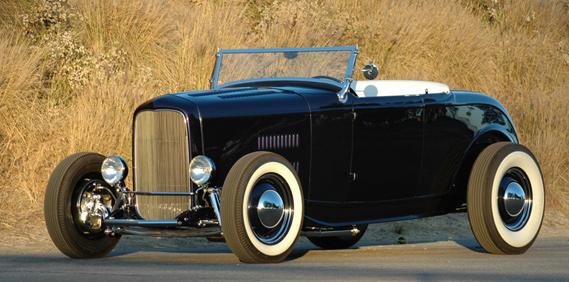 Pat Ganahl's 1932 Roadster