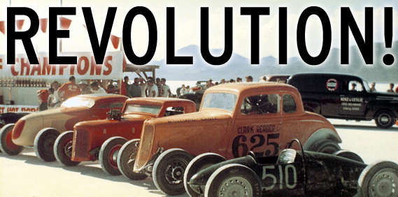 The Hot Rod Revolution