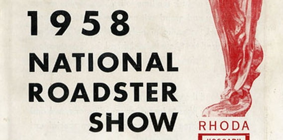National Roadster Show 1958