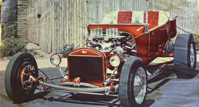 Dad's Trophies part 2: National Custom Auto Show – St. Louis 1966