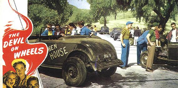 The Devil on Wheels! 1947…