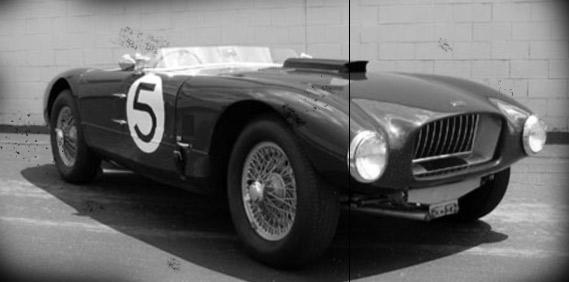 1953: Allard Prepares For Le Mans