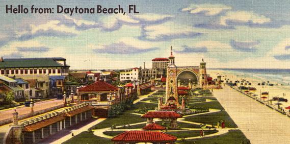 The Daytona Sands