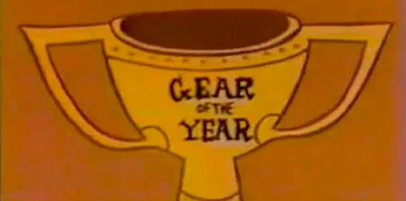 """Jetaway: Gear of the Year"" 1956 Cartoon"