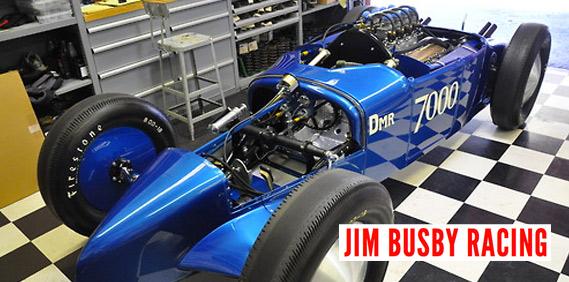 Jim Busby Racing