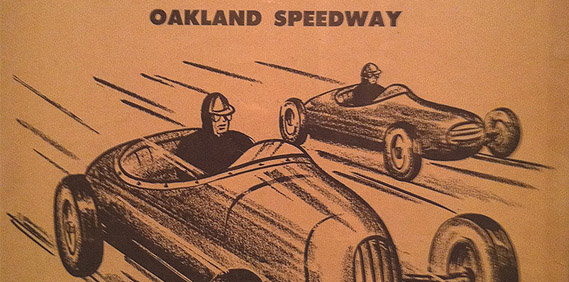 Memories of the Oakland Speedway & Stadium
