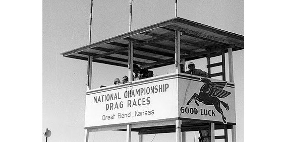 The Drag Nationals: 1955