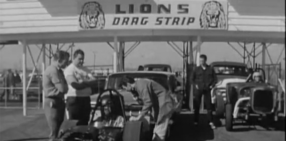 Les Dragsters 1966!!