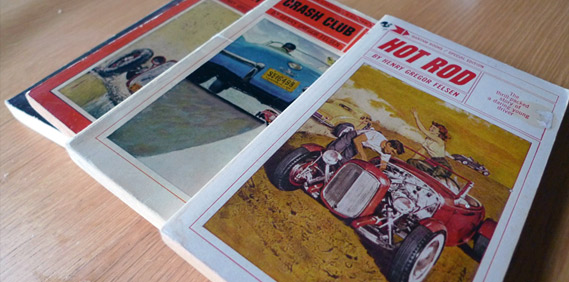 "The Reprinting of Felsen's ""Hot Rod"""
