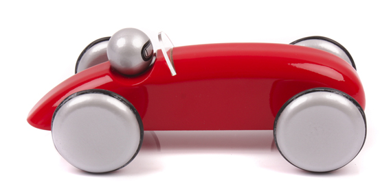 Wooden Roadster Toys