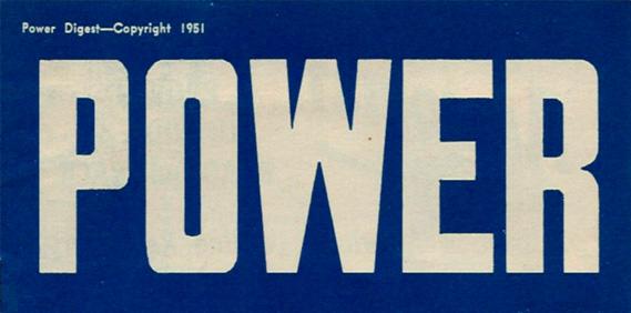 Power For Winning…