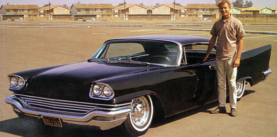 Clif Inman's 1957 Chrysler (Joe Wilhelm built)