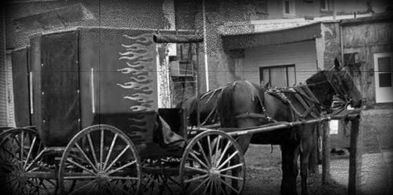 Amish Hot Rodders