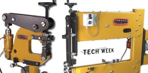 Baileigh Tech Week Winner