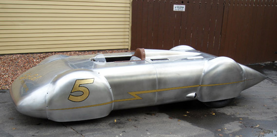 The So-Cal Streamliner… Reborn…
