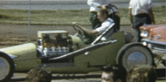 HAMB Exclusive: Vintage Drag Racing 8mm film! (Part 1)