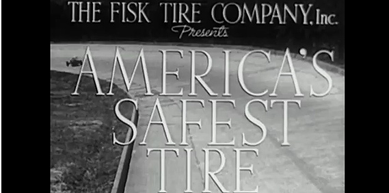 Film Clip of the Day: America's Safest Tire