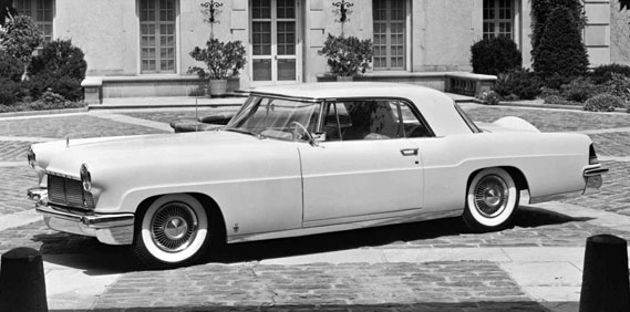 The Ten Most Beautiful cars of the 1950s