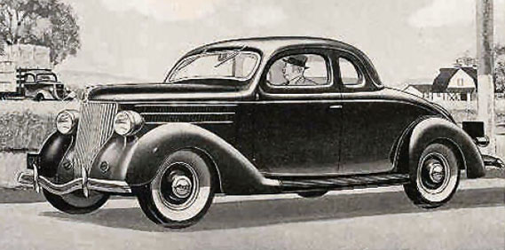 The ten Most Beautiful cars of the 1930s