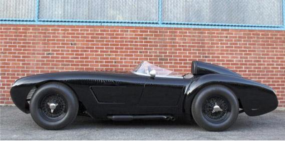 1954 Kurtis 500KK Roadster