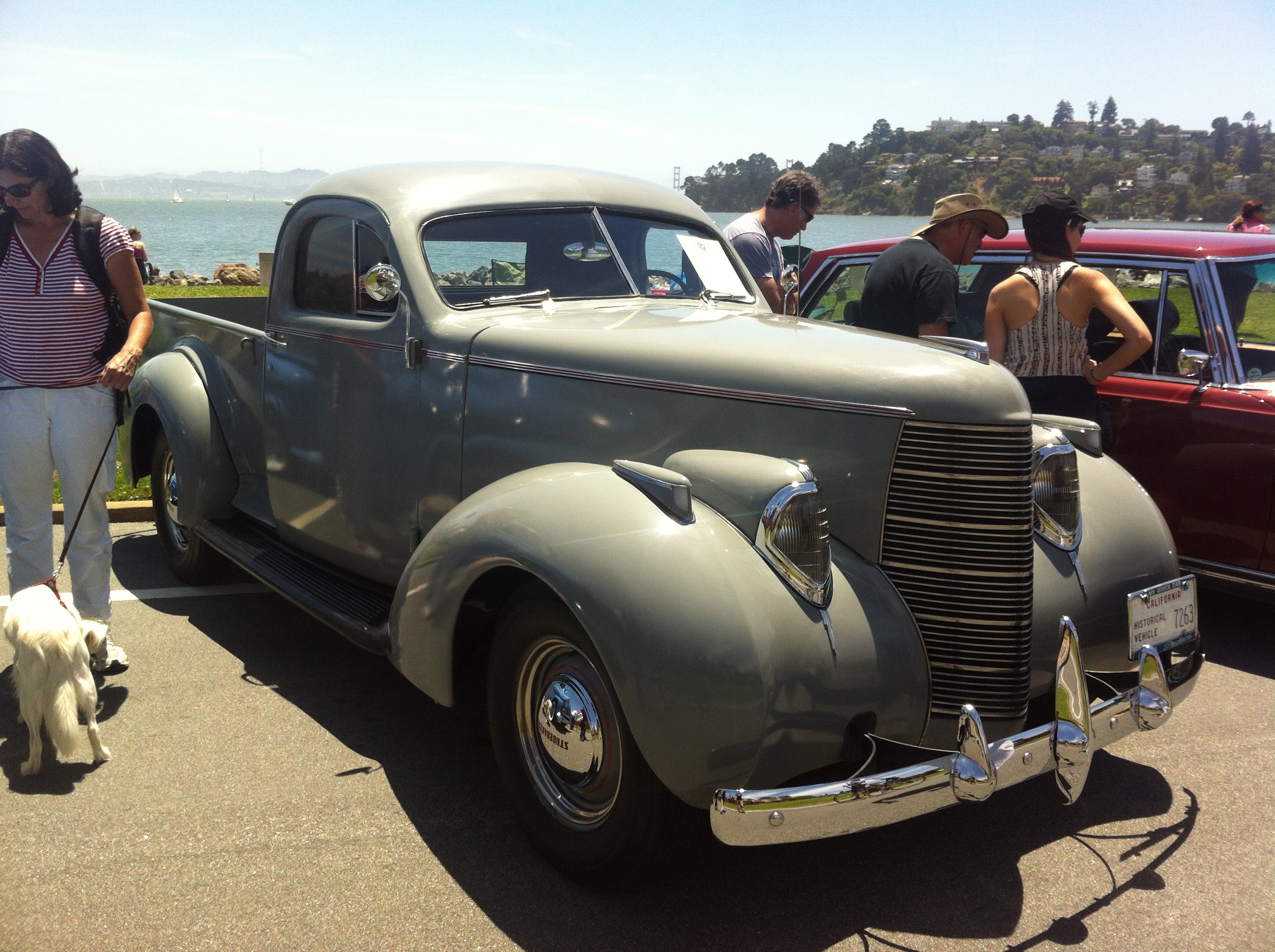 Studebaker Coupe Express… One cool truck  | The Jalopy