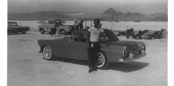 More Rare Bonneville Pictures- 1959