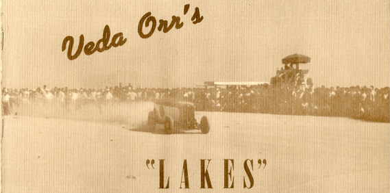 "Veda Orr's ""Lakes"" Pictorial 1946"