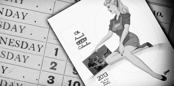 2013 H.A.M.B. Calendars & More…