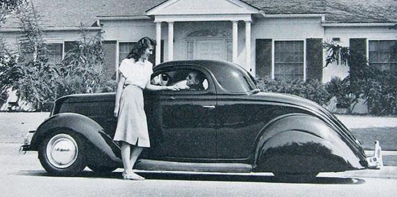 Jack Calori's '36 Coupe