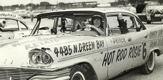 Hot Rod Rosie