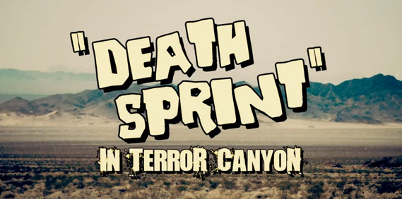 Death Sprint In Terror Canyon