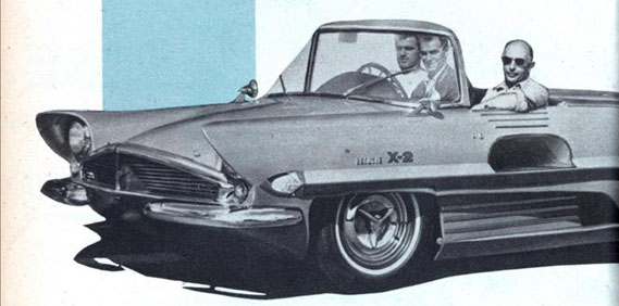 The Ugliest Kustoms of the 50s